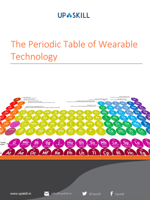 Periodic Table of Wearable Technology