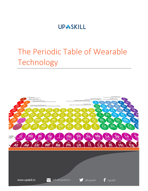 The Periodic Table of Wearable Technology