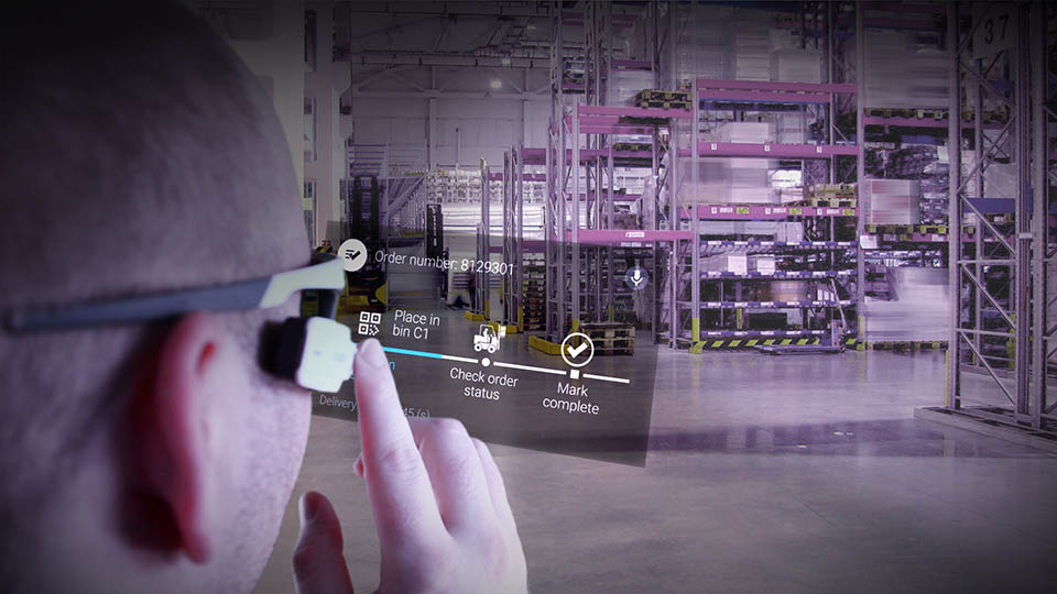 Augmented Reality In Manufacturing Factory 4 0 Upskill