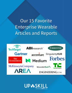 Our 15 Favorite Enterprise Wearable Articles and Reports