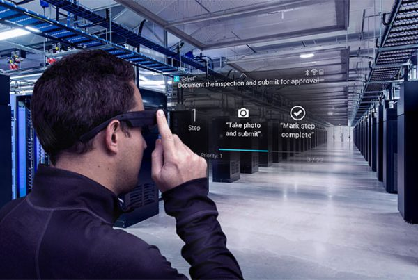 how augmented reality is changing work