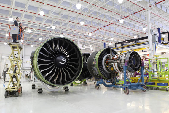 GE uses Skylight AR platform to manufacture jet engines