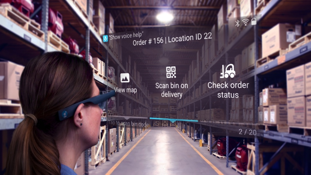 How AR is Already Transforming Warehousing & Logistics