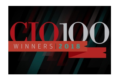 CIO 100 Winners 2018 image