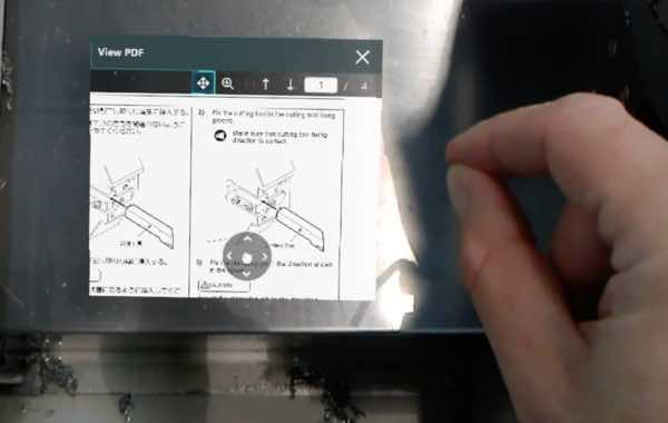 Navigate lots of information with ease with augmented reality software